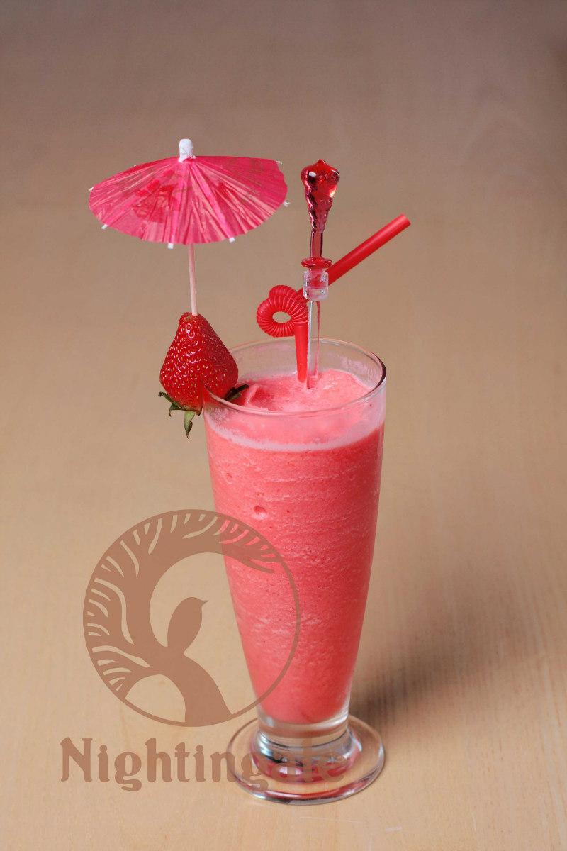 Strawberry Supercream