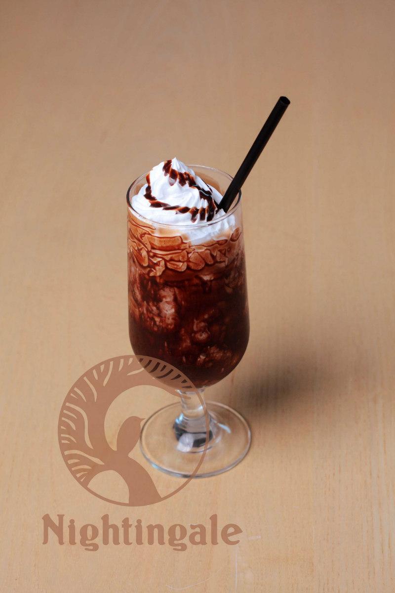 Sữa chua chocolate
