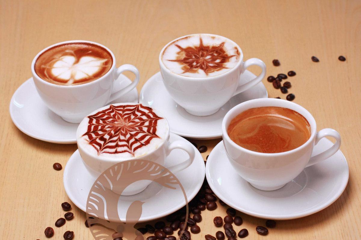 Cà phê đen kiểu Ý