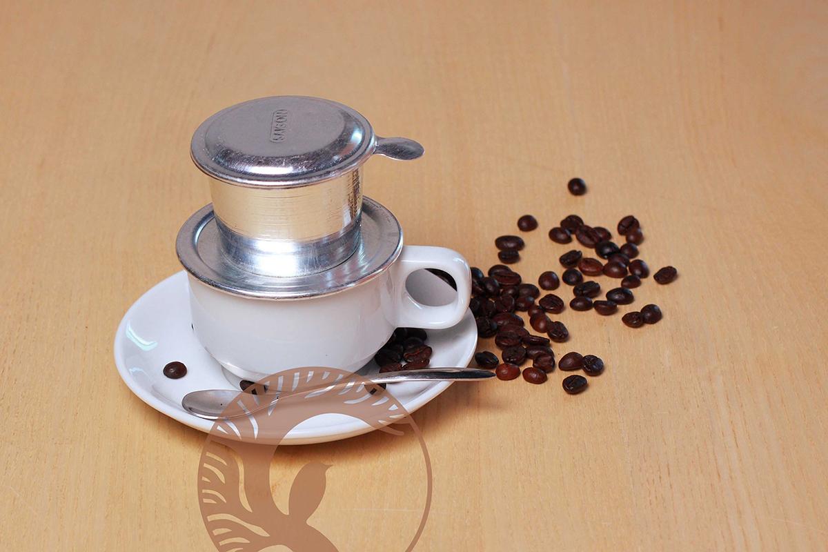 Cà phê đen nóng