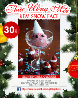 Kem Snow Face